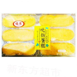 佐滋吮指蛋糕乳酸菌味158g/ZZ Cake Yogurt Flavor 158g