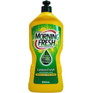 MORNING FRESH LEMON FRESH 900ML 洗洁精