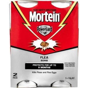 MORTEIN/跳蚤 2PC/MORTEIN/FLEA BOMB 2PC