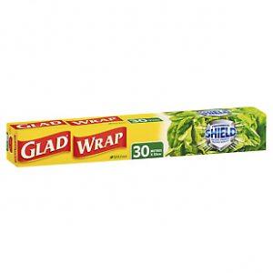 Glad Wrap保鲜膜30M x 33CM/Glad Wrap 30M x 33CM