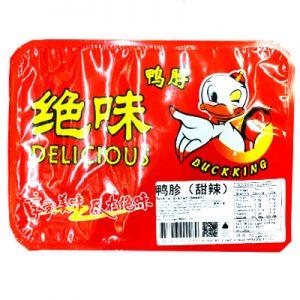 A-绝味鸭胗甜辣味盒装