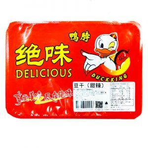 A-绝味豆干甜辣味盒装