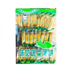 味觉蔬菜薄饼300g/WJ Vegetable Thin Biscuits 300g