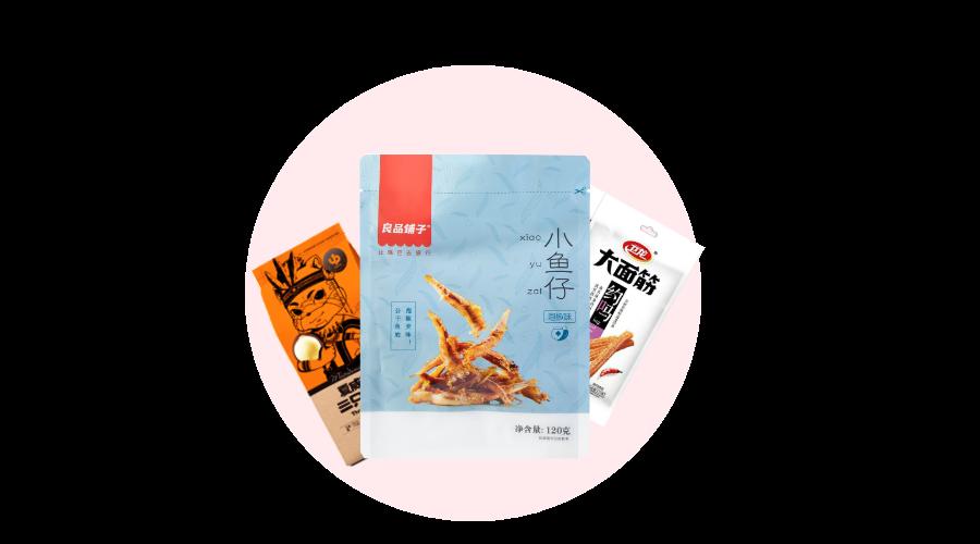 Snacks/休闲食品