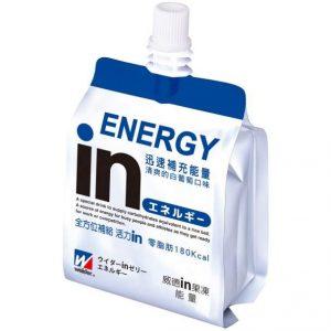 日本Energy IN白葡萄口味矿物质能量吸吸饮料180g/Weide In Energy 180g