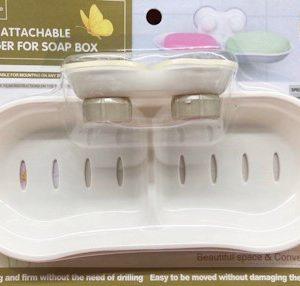 CU/肥皂盒2PCS/CU Soap Box 2PCS