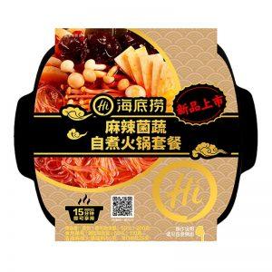 海底捞麻辣菌蔬自煮火锅套餐400g/HDL Spicy Vegetable Self Instant Hot Pot 400g