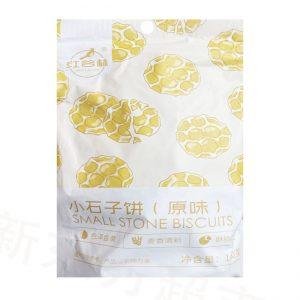 红谷林小石子饼原味100g/HGL Small Stone Biscuits Original Flavor 100g