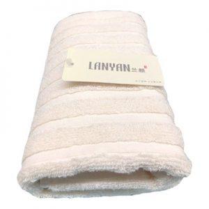 Towels/LANYAN/纯棉洗脸巾34X76CM//Cotton Face Towel(米白色)