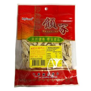 顾家/北芪片 75G/MF/SLICED ASTRAGALUS ROOT 75G