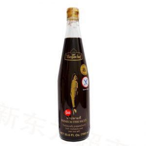 Megachef金牌鱼露700ml/Megachef Golden Fish Sauce 700ml