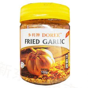 多利牌炸蒜粒100g/DLP Fried Garlic 100g