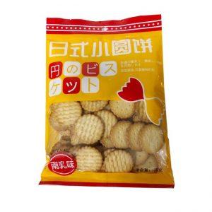 优加优/日式南乳小圆饼 120G/YJY/JP BUSCUIT 120G