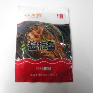 小川贵/香辣味酱板鱼 110G/XCG/SPICY FISH 110G