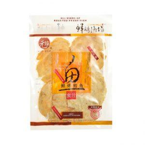 元臻/蜜汁鲜烤鳕鱼 50G/WINZEN/ROASTED FRESH COD 50G