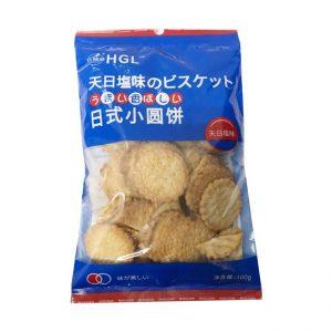 HGL/日式小圆饼 100G/HGL/BISCUIT 100G