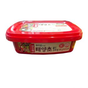 CJ/辣酱 200G/CJ/RED PEPPER PASTE 200G
