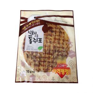 OCHEON/香烤鱼皮 35G/OCHEON/ROASTED LEATHER 35G