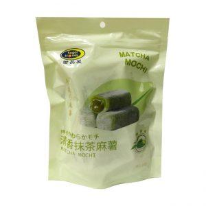 甜品屋清香抹茶麻薯160G/Matcha Mochi 160G