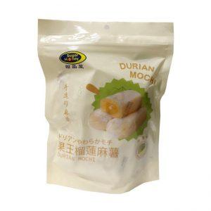 甜品屋果王榴莲麻薯160G/Durian Mochi 160G