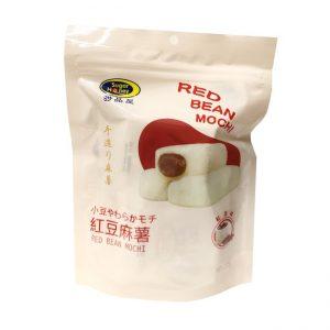 甜品屋果红豆麻薯160G/Red Bean Mochi 160G