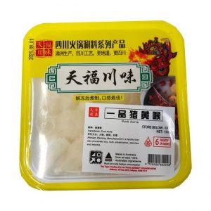 天福川味一品猪黄喉 150G/TFCW/PORK AORTA 150G