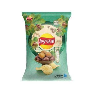 乐事 醇香栗子味 60G/LAY'S  CHESTNUT CHIPS 60G