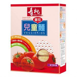 寿桃/番茄儿童面 260G/TOMATO VEGGIEKIDS 260G