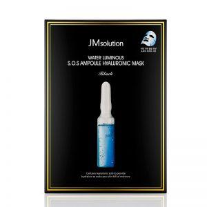 JM/透明质酸急救补水面膜 10PC/HYALURONIC ACKD MASK 10PC